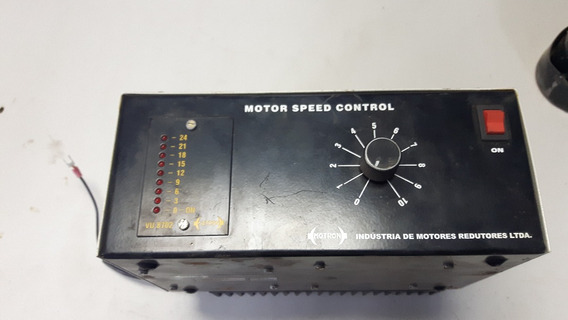 Motor Speed Control Motron Cve8701f