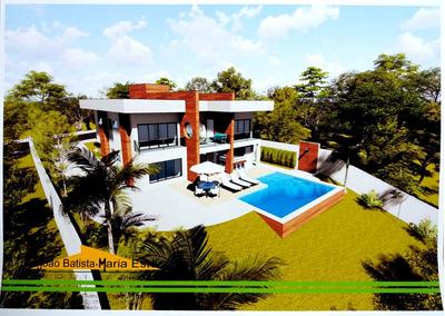 Terreno De 828,32m Com Projeto Aprovado, Por R$ 125mil!