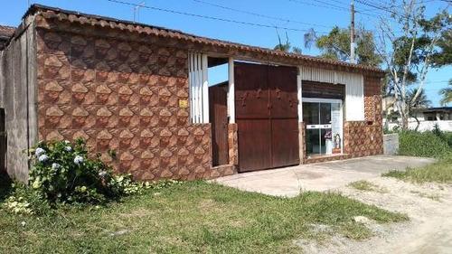 Imagem 1 de 14 de Casa À Venda Na Cidade De Itanhaém - 4895   Sanm