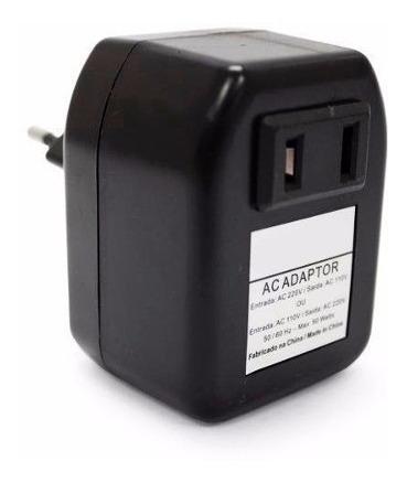 Transformador E Conversor De Tensão 110-220v 220-110v 100w