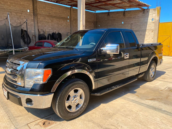 Ford Lobo Super Crew Cab Xlt 2009 Ford Lobo Cabina Y Media