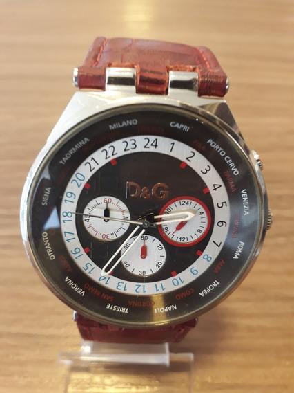 Relógio Dolce & Gabbana Unissex Semi-novo