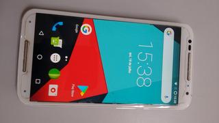 Celular Motorola Moto X2 Xt 1097 Com Bloqueio De Imei.