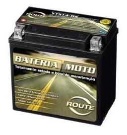 Bateria Mirage 650 V-strom 1000 Ninja Zx14r - Route Ytx14-bs