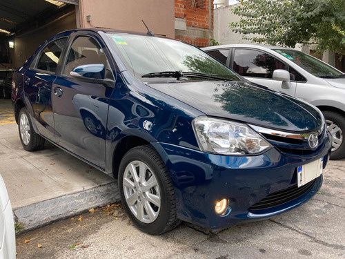 Toyota Etios 1.5 Sedan Xls At 2017