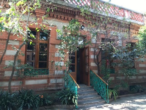 Casa Sola En Renta San Miguel Chapultepec