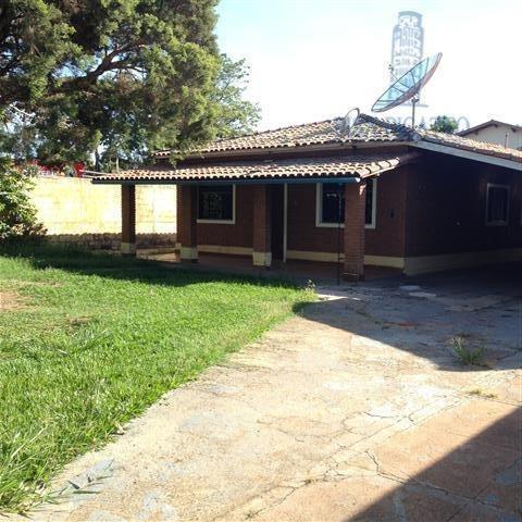 Chácara Com 4 Dormitórios Para Alugar, Área Do Terreno Com 901 M² - Morumbi - Paulínia/sp - Ch0042