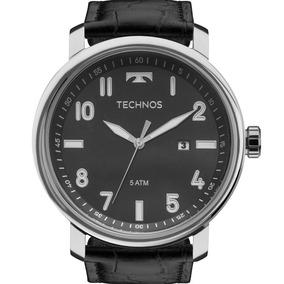 Relógio Technos Masculino Couro 2115mni/0p Original