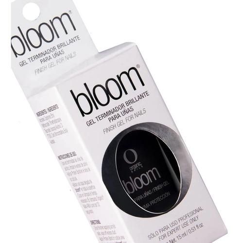 Imagen 1 de 7 de Bloom Gel Terminado Brillo Extremo Uñas By Organic Nails