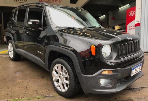 Jeep Renegade Longitude 2.4 At9 4x4