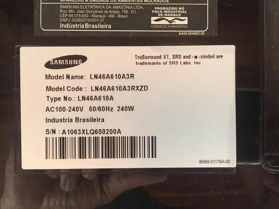 Tv Samsung Para Retirar Peças