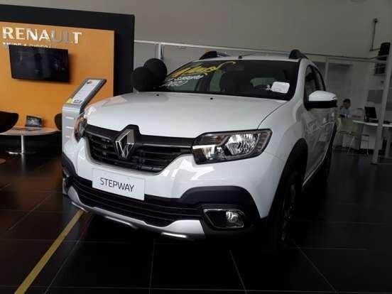 Renault Sandero 1.6 Flex Stepway Intense X-tronic 2020