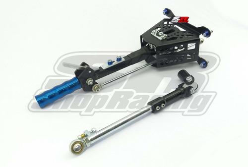 Alavanca De Engate Rápido Vw Ap Azul - Poke Parts