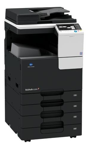 Imagen 1 de 6 de Impresora Laser Konica Minolta Bizhub C226 Color