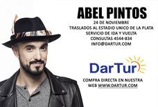 Traslados Al Recital De Abel Pintos La Plata