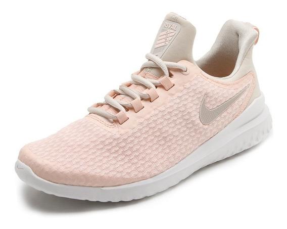 Tenis Feminino Nike Renew Rival - Pêssego