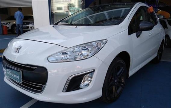 Peugeot 308 1.6 Gruffe Thp 16v Gasolina 4p Automático