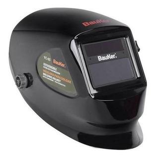 Bauker Máscara Soldar Fotosensible 92x42mm Technolog Th955ex