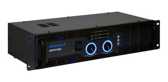 Amplificador Oneal Op 1700 Potencia Op1700 - Nf