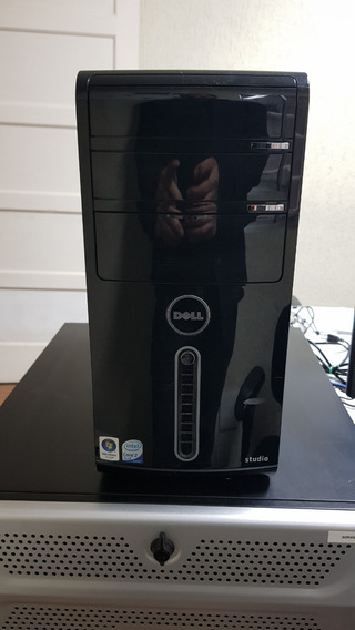 Computador Dell Studio + Intel Core 2 Quad Q8200 + 3gb Ram
