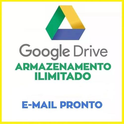 Imagem 1 de 1 de Google Drive Ilimitado
