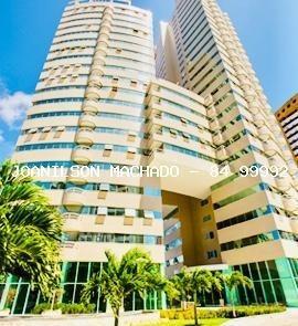 Escritório Para Locação Em Natal, Lagoa Nova - Corporate Tower Center - Ctc, 1 Banheiro, 1 Vaga - Sal1056-ctc