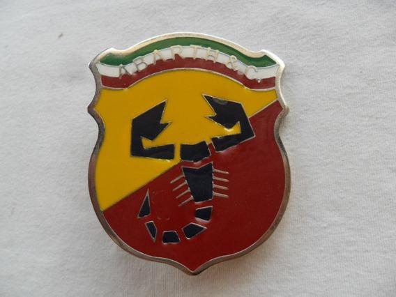 Insignia Abarth 1000 850 Fiat 600 Escudo No Manual