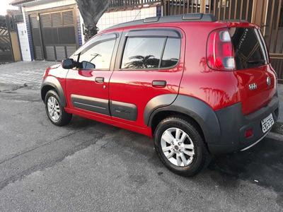 Fiat Uno Way Celebe 1.4 Flex 4 Portas Completo
