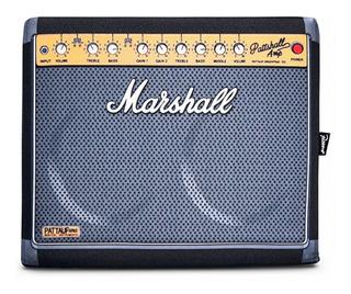 Puff De Diseño Amplificador Marshall Negro