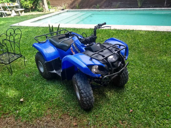 Yamaha Grizzly 125 // 2008 // Patent // Todo Orig// Automat