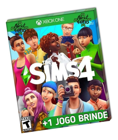 The Sims 4 + Brinde Xbox One Mídia Digital