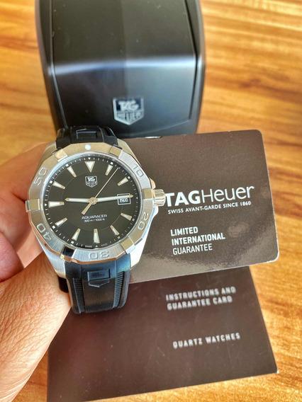 Relógio Tag Heuer Aquaracer Original - Impecável - Completo