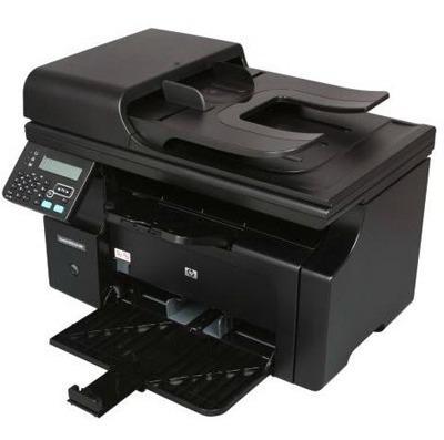 Impressora Multifuncional Hp 1212nf C/ 5 Toner Cheio Novo
