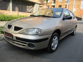 Renault Megane 1.400cc M/t C/a 2002