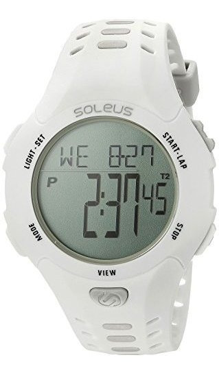 Soleus Dash - Reloj Digital Para Mujer (tamaño Pequeño)