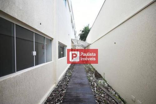 Prédio Comercial Para Alugar - Brooklin Paulista - São Paulo/sp - Pr0279