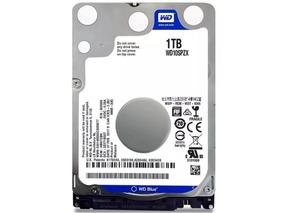 Hd Notebook 1tb Wd Blue 6.0gb/s 2,5 128mb Wd10spzx 5400ppm