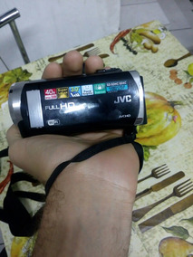 Filmadora Jvc Full Hd Wi-fi