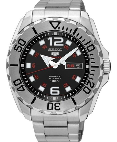 Reloj Seiko Automático Sport Srpb33k1 Caballero