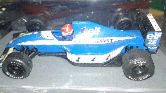 Miniatura Renault F1 Eric Comas Escala 1:43 Onix Novo !