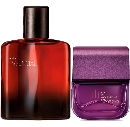 Perfume Essencial Supreme + Ilia Secret - mL a $894
