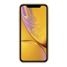 iPhone Xr Apple Amarelo, 128gb Desbloqueado - Mryf2bz/a