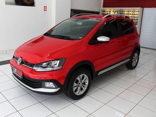 Volkswagen Crossfox 1.6 Msi 16v Total Flex, Top De Linha