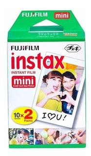 Cartuchos Fujifilm Camara Instantanea Instax Mini 20 Fotos