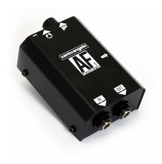 Amplificador De Fone Santo Angelo Af1 Preto
