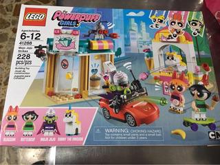 Lego Powerpuff Girls 41288
