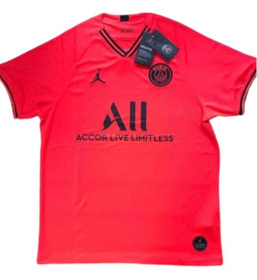 Camisa Psg Camisa Paris Saint Germain Camiseta Psg 2019/2020