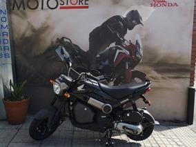 Honda Navi 110 Negra 2018