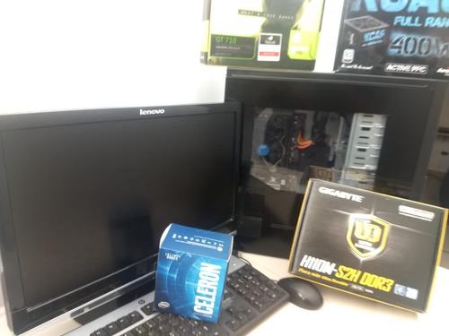 Computador Pc Gamer Com Ssd Sem Monitor