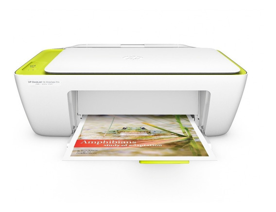 Impresora Multifuncional Hp Deskjet Ink Advantage 2135 Usb